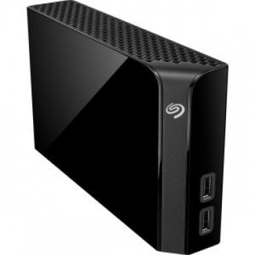 SEAGATE 6TB Backup Plus Hub Desktop Drive With Integrated USB 3.0 HUB STEL6000300