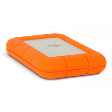 Lacie 2TB Rugged Thunderbolt & USB 3.0 With Integrated Thunderbolt Cable STEV2000400
