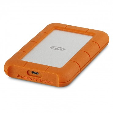 SEAGATE 2TB RUGGED USB-C PORTABLE DRIVE STFR2000800