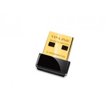 TP-Link 150Mbps wireless N Nano micro USB adapter TL-WN725N