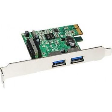 Sharkoon USB3.0 (SuperSpeed) host controller card (no retail pack) USB3(SuperSpeed) Host Controller