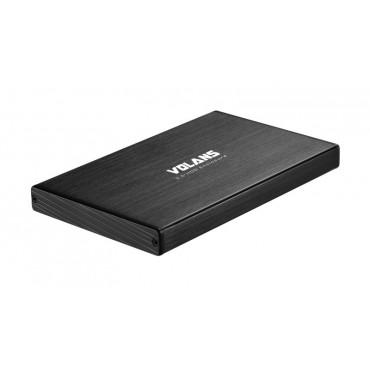 """VOLANS 2.5"""" HDD case: Aluminium 2.5"""" USB 3.0 Enclosure VL-UE25"""