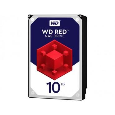 Western Digital Red 3.5 FORM FACTOR 10TB SATA 128MB CACHE 3 YRS WD100EFAX
