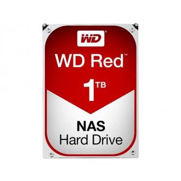 "Western Digital NAS 3.5"" DRIVE: 1TB RED SATA3 6Gb/ s 64M Intellipower WD10EFRX"