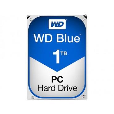 """Western Digital SATA 3.5"""" DRIVE: 1TB BLUE SATA3 6Gb/ s 7200RPM 64MB WD10EZEX"""