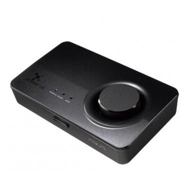 ASUS Xonar U5, Compact 5.1 Channel USB Sound Card and Headphone Amplifier XONAR U5