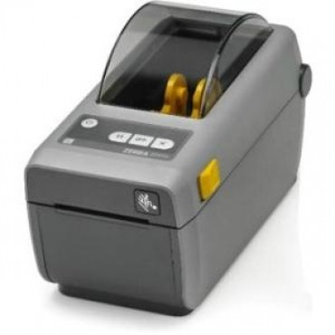 ZEBRA DT PRINTER ZD410 2in 203 DPI EU/UK/TW/AU/JP CORDS USB USB HOST BTLE EZPL ZD41022-D0PM00EZ