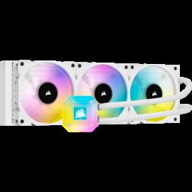 Corsair H150i ELITE CAPELLIX White Liquid CPU Cooler (CW-9060051-WW)