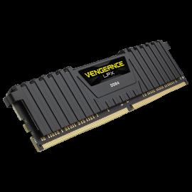 Corsair 64GB (2x32GB) DDR4 3600MHz C18 Vengeance LPX Desktop Gaming Memory Black CMK64GX4M2D3600C18