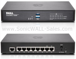 Sonicwall Tz500 Secure Upgrade Plus Advanced(Agss Bundle 3Yr) - Au Cord Not Included 01-Ssc-1739