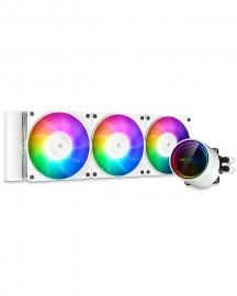 Deepcool Castle 360EX A-RGB White CPU Liquid Cooler DP-GS-H12W-CSL360EX-AR-WH
