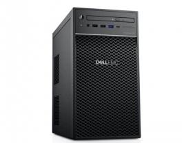 "DELL T40 TWR, E-2224G(1/1), 8GB(1/4), 1TB NHP SATA 3.5""(1/3), 300W(1/1), 1Y PARTS ONLY 4ET0400301DD1"