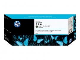 HP 772 300-ML MATTE BLACK DESIGNJET INK CARTRIDGE - Z5200 / Z5400 CN635A
