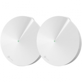 TP-LINK AC2200 WHOLE-HOME TRI-BAND MESH WI-FI SYSTEM IOT HUB 2-PACK M9 Plus2-Pack