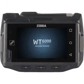 Zebra WT6000 WEAR TERM TOUCH ANDR 802.11 5000MAH 2GB/8GB FL EN WW Wt60A0-Tx2Newr