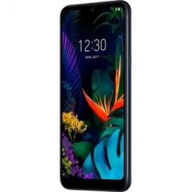 LG K50 Smartphone Black Lmx520Zmw.Aausbk
