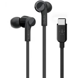 Belkin Usb-C In-Ear Headphone Black (G3H0002Btblk)