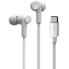 Belkin Usb-C In-Ear Headphones White (G3H0002Btwht)