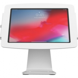 "Compulocks Space 360 Counter Mount for iPad (7th Generation) - White - 25.9 cm (10.2"") Screen Support - 100 x 100 VESA Standard 303W102IPDSW"