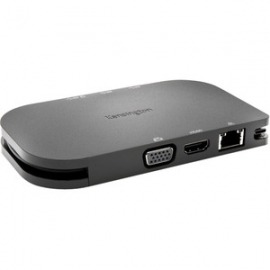 Kensington SD1610P USB-C Mini Mobile 4K Dock (K38365Ww)