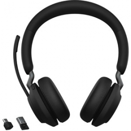Jabra Evolve2 65 Link380A Uc Stereo Black (26599-989-999)