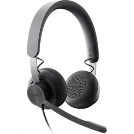 Logitech ZONE WIRED USB HEADSET WITH ANC FOR MICROSOFT TEAMS 981-000871