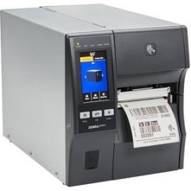 Zebra TT PRINTER ZT411 4IN 203 DPI UK/AU/JP/EU CORDS SERIAL USB 10/100 ETHERNET BLUETOOTH 4.1 ZT41142-T2P0000Z