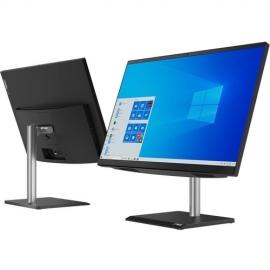 Lenovo V50a 24IMB 11FJ0014AU All-in-One Computer - Intel Core i5 10th Gen i5-10400T Hexa-core (6 Core) 2 GHz 11FJ0014AU