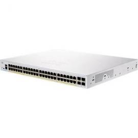 Cisco CBS250 SMART 48-PORT GE PARTIAL POE 4X1G SFP CBS250-48PP-4G-AU