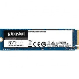 Kingston 1000GB NV1 M.2 2280 NVME SSD NVMe PCIe Gen 3.0 x 4 Lanes SNVS/1000G