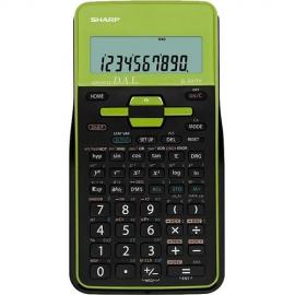 Sharp 272 MATH FUNCTION SCIENTIFIC CALCULATOR - GREEN EL531THBGR