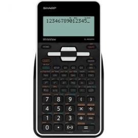 Sharp 396 MATH FUNCTION TEXTBOOK DISPLAY SCIENTIFIC CALCULATOR - WHITE ELW532THBWH