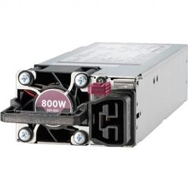 HPE Power Supply - 800 W - Hot-pluggable - 120 V AC, 230 V AC Input - 96% Efficiency P38995-B21
