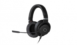 Coolermasterpulse Mh751 Over-ear Stereo Gaming Headset 3.5mm Connection Mh-751