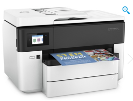 HP OfficeJet Pro 7730 Wide Format All-in-One Printer Y0S19A