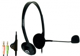 SHINTARO LIGHT WEIGHT HEADSET WITH MICROPHONE (Sh-102M)