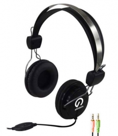 Shintaro Stereo Headset With Inline Microphone (Sh-105M)