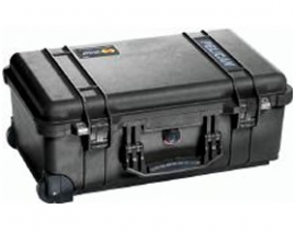Pelican 1510 Carry On Case - Black 1510b