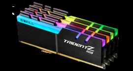 G.Skill TZ RGB 64G KIT 4X16G PC4-28800 DDR4 3600MHZ 16-19-19-39 1.35V DIMM F4-3600C16Q-64GTZRC