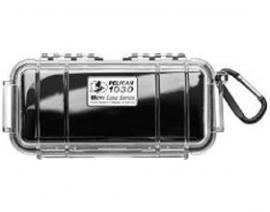 Pelican 1030 Micro Case Clr With Blk 1030-025-100