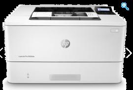 Hp Laserjet Pro M404Dw Mono A4 Sfp 38Ppm 250 Sheet Tray Duplex Network Wifi 1Yr Wty W1A56A