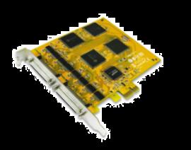 Sunix 16-Port Rs-232 High Speed Pci Express Serial Board Ser5416H