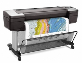 HP DesignJet T1700 44-in Postscript Printer 1VD87A