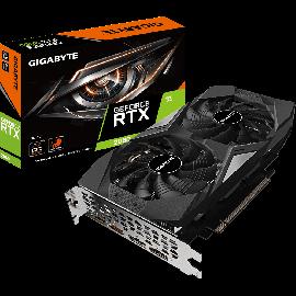 GIGABYTE GeForce RTX 2060 PCIe x16, 6GB GDDR6, 3x DP, HDMI, OC, 3YR WTY (Gv-N2060Oc-6Gd-2.0)