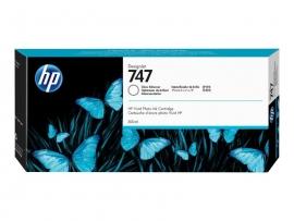 HP 747 300-ML GLOSS ENHANCER DESIGNJET INK CARTRIDGE - Z9+ SERIES P2V87A