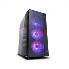 DeepCool Black Matrexx 55 Mesh ADD-RGB 4F Mid Tower Chassis (DP-ATX-MATREXX55-MESH-AR-4F)