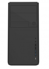 Aywun 209v2 Business Builder mATX with 500w PSU. 24PIN ATX, 8PIN EPS, 2x USB3 +2x USB2 Front HD Audio (A1-209V2)