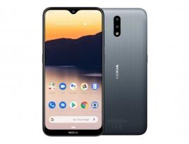 Nokia 2.3 4G 32GB Charcoal - 6.2' Display, 2GB RAM, Android 10, 32GB Storage Exp up to 512GB, Dual Camera, 4000mAh battery, Nano SIM (7.19901E+11)