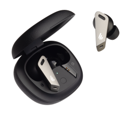 Edifier TWSNB2 True Wireless Earbuds with Active Noise Cancellation, Ambient Mode, Wearing Detection, Master-Slave Switch Function-Black (TWSNB2-BK)