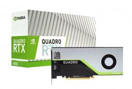 NVidia Quadro RTX4000 PCIe Workstation Card 8GB GDDR6 3xDP1.4 5K 4x4096x2160@120Hz (RTX4000)